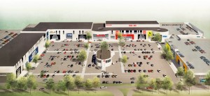 NREP NORDIC STRATEGIES FUND HAS ACQUIRED LAND FOR THE DEVELOPMENT OF A 44,000-SQ-M RETAIL CENTER NAMED DISA FROM THE DANISH PROPERTY COMPANY NORDICOM. IMAGE: NREP