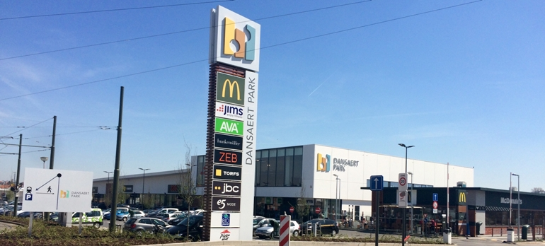 Together with Austria, Belgium is the country with the biggest share of retail parks. Mitiska Reim opened the Dansaert Retail Park there, specifically in Groot-Bijgaarden in Brussels, at the end of April. Image: Mitiska