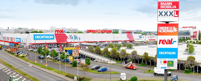"TH Real Estate recently sold the retail park ""Dreieich Nordpark"" in Frankfurt for the pan-European retail fund Herald. The price: €51.9 million. Image: TH Real Estate"