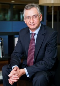 """Fernando Guedes de Oliveira, Sonae Sierra's CEO: """"In the first quarter of 2015, the European market consolidated the recovery trend and our operating performance continues to improve sustainably."""" Image: Sonae Sierra"""