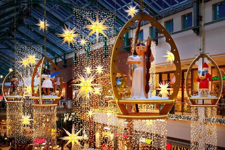 Sachsen-Allee. Image First Christmas