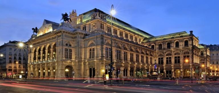 The Vienna State Opera. Image: Stadt Wien