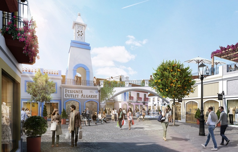 joint venture for designer outlet algarve established