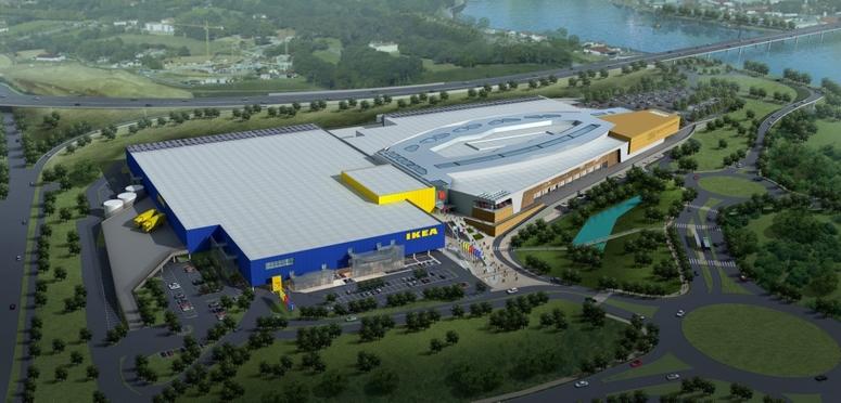 Image: Ikea Centres
