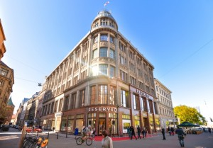 In May 2014, the largest Reserved store in the Baltics opened at Kalku Street 15 in Riga. Image: LPP