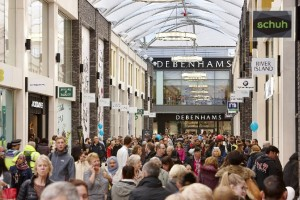 Image: Friars Walk; Credit: Queensberry