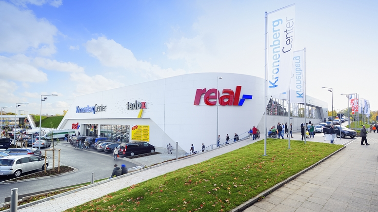 Structurally, retail parks are products just like any other. Credit: MEC