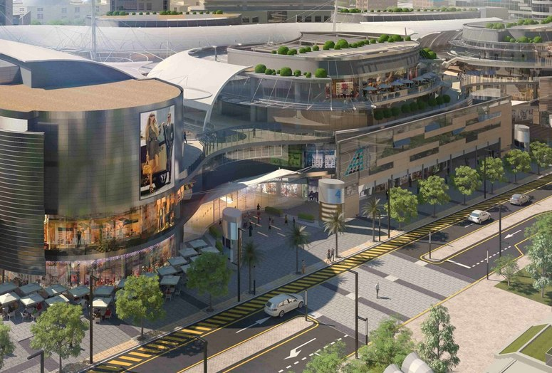 Abdali Mall Image: UCR
