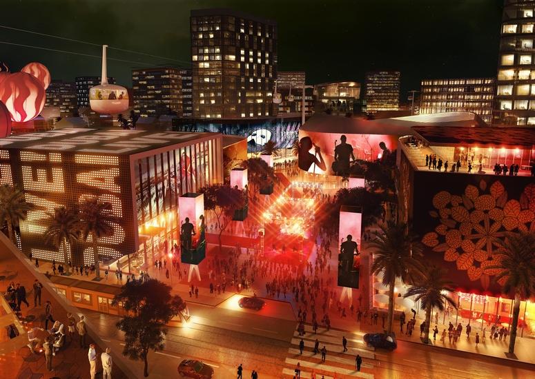 Mall of The World Image: Brunswick Group