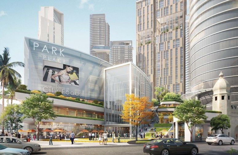 Mitsui Shopping Park LaLaport Kuala Lumpur Image: Mitsui