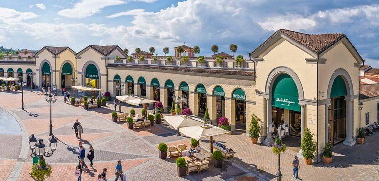 Th real estate and mcarthurglen expand serravalle designer for Designer outlet milan