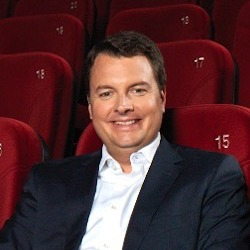 Christof Papousek CFO of the Constantin Film group of companies Image: Cineplexx