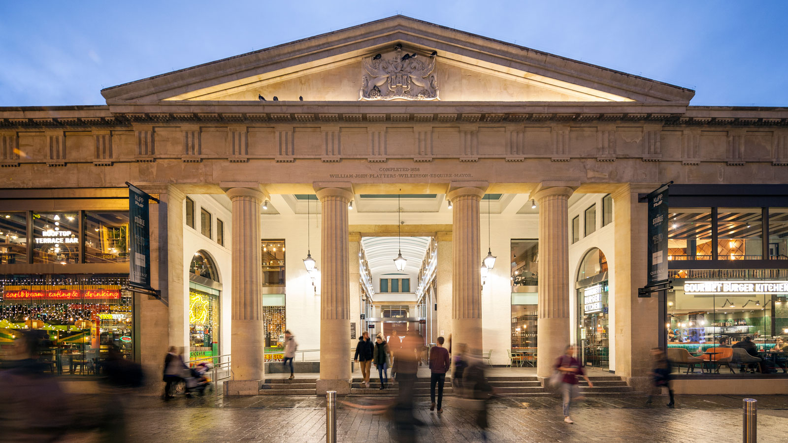 Guildhall Shopping Centre Exeter Wins Revo Award Across The