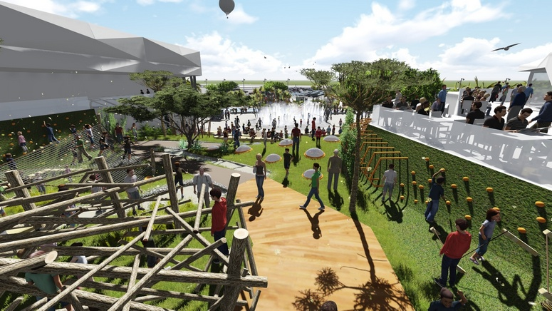 TLW's Algarve project. Image: theleisureway