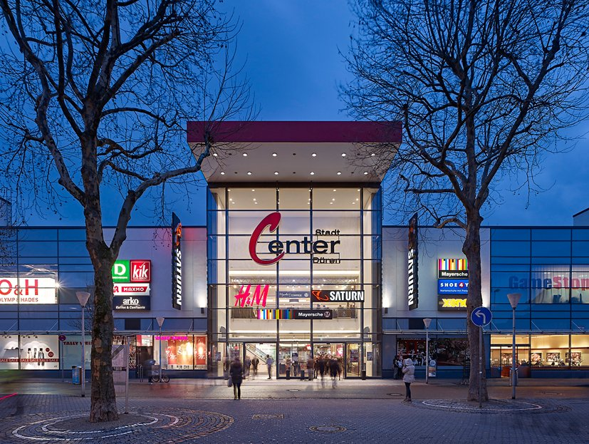 union investment acquires stadtcenter d ren shopping centre comprising 17 800 sq m of rental. Black Bedroom Furniture Sets. Home Design Ideas