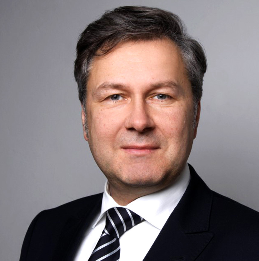Andreas Freier is the new head of transaction management for the GRR Group. Image: GRR Group