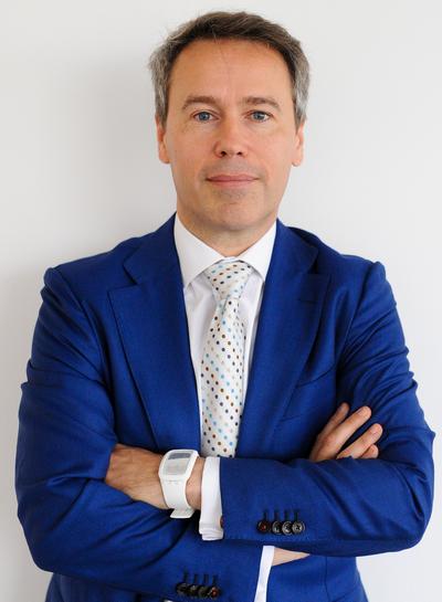 Patrick Delcol, the CEO of BNP Paribas Real Estate for CEE. Image: BNP Paribas