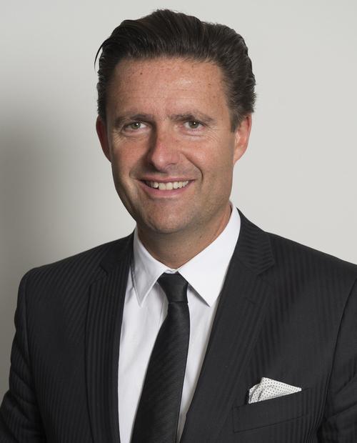 Jan Tanner, Manager of the Quartier du Flon for Mobimo. Image: Mobimo