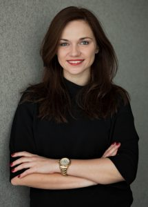 Joanna Tomczyk, Research Analyst at JLL. Image: JLL
