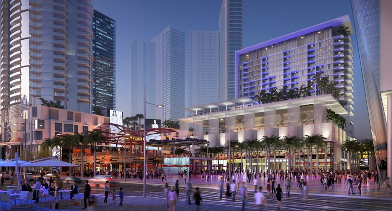 Image: Miami Worldcenter Associates