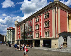 Palladium in the heart of Prague. Image: ICSC