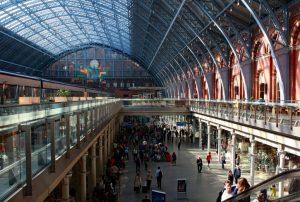 St.Pancras, London. Image: ICSC