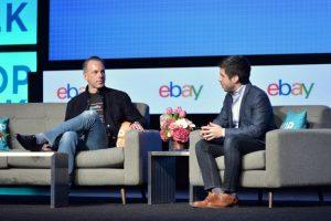 Devin Wenig, CEO eBay in Las Vegas, U.S. Image: Shoptalk