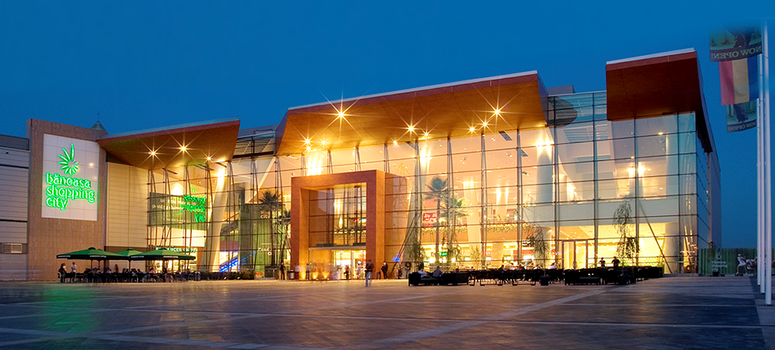 Christof Papousek, CFO of the Constantin Film group of companies, sees Baneasa Shopping City in Bucharest as one of Europe's best malls. Image: Baneasa