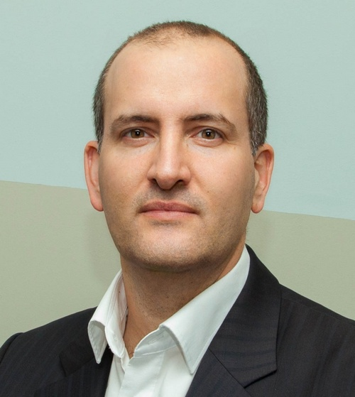 Lukas Nakos, CEO of MAS: Image: MAS