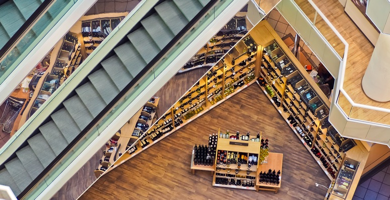 One of TREC's key areas is commercial property management for retail properties. Image: pixabay