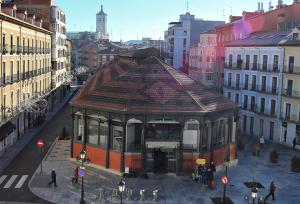 Mercado del Val in Valladolid (Spain) after the retrofit. Image: BPIE