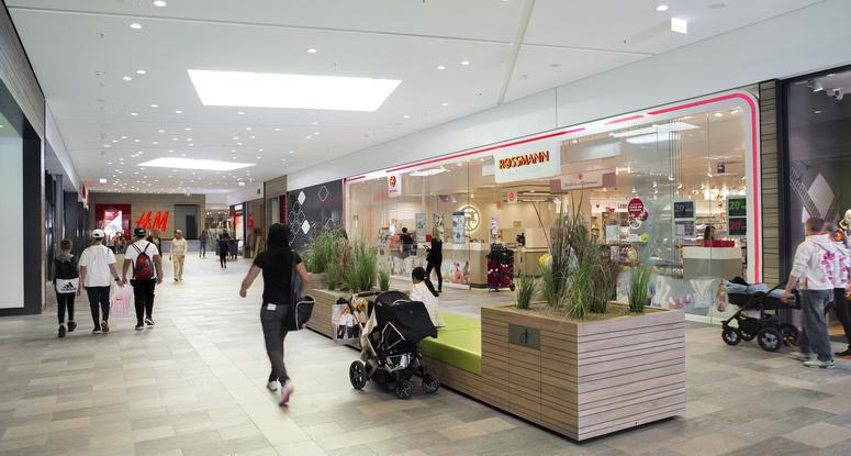 kaufpark eiche reopens after extensive refurbishment across the european retail real estate. Black Bedroom Furniture Sets. Home Design Ideas