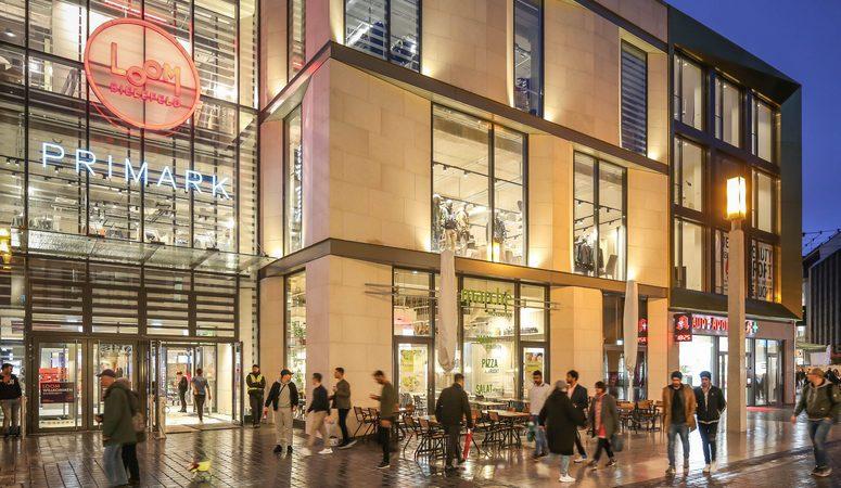 Loom Bielefeld: New shopping center opens - ACROSS | The European ...