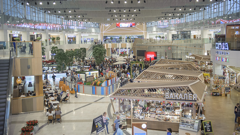 Ikea Centres Russia Fb Investment Ramped Up Across The