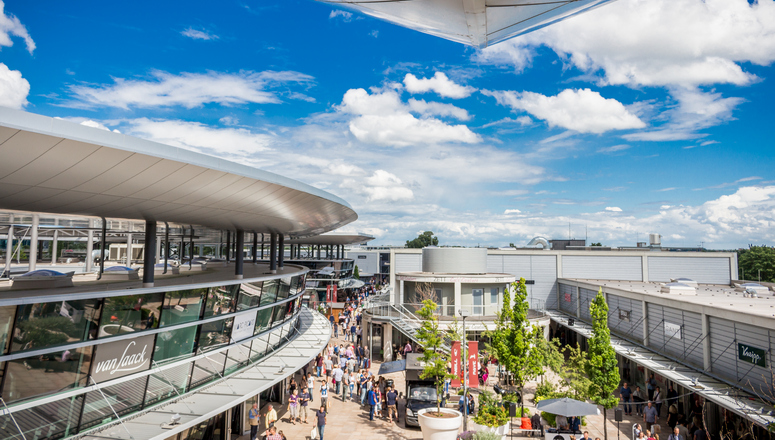 Designer Outlets Wolfsburg in the anniversary year 2017