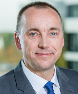 Andreas Hohlmann, Managing Director of Unibail­Rodamco Germany.