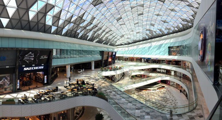 Benoy's project Vadistanbul mall, located near Belgrade Forest, north of Istanbul