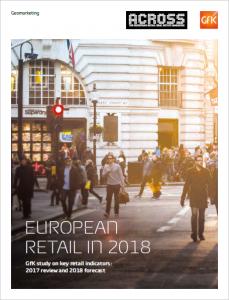 ACROSS GfK Study European Retail 2018