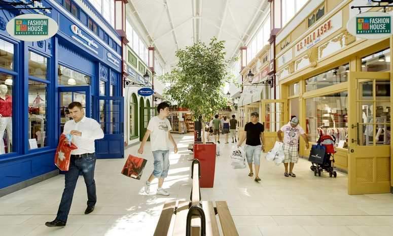 Figures Are Up For Fashion House Outlet Centre Bucharest