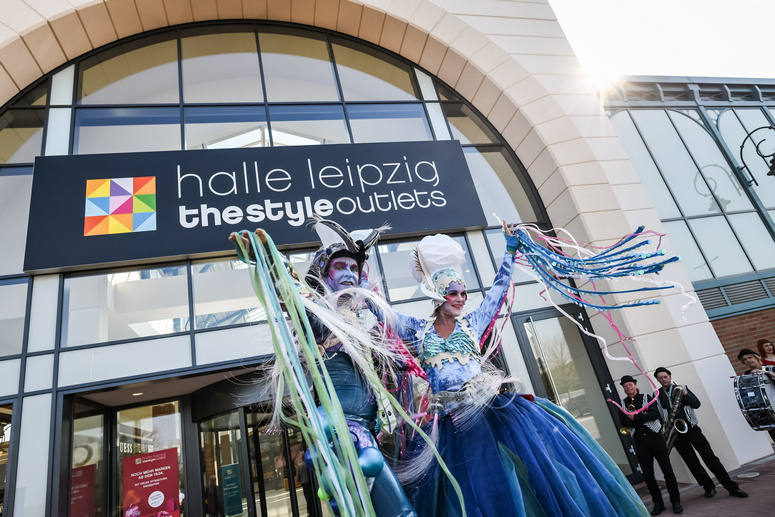Halle Leipzig The Style Outlet