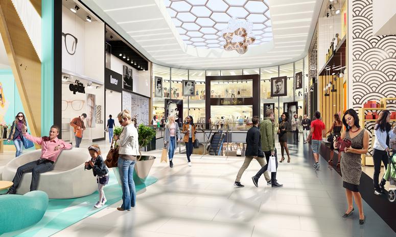 Shopping Center am Osnabrücker Neumarkt