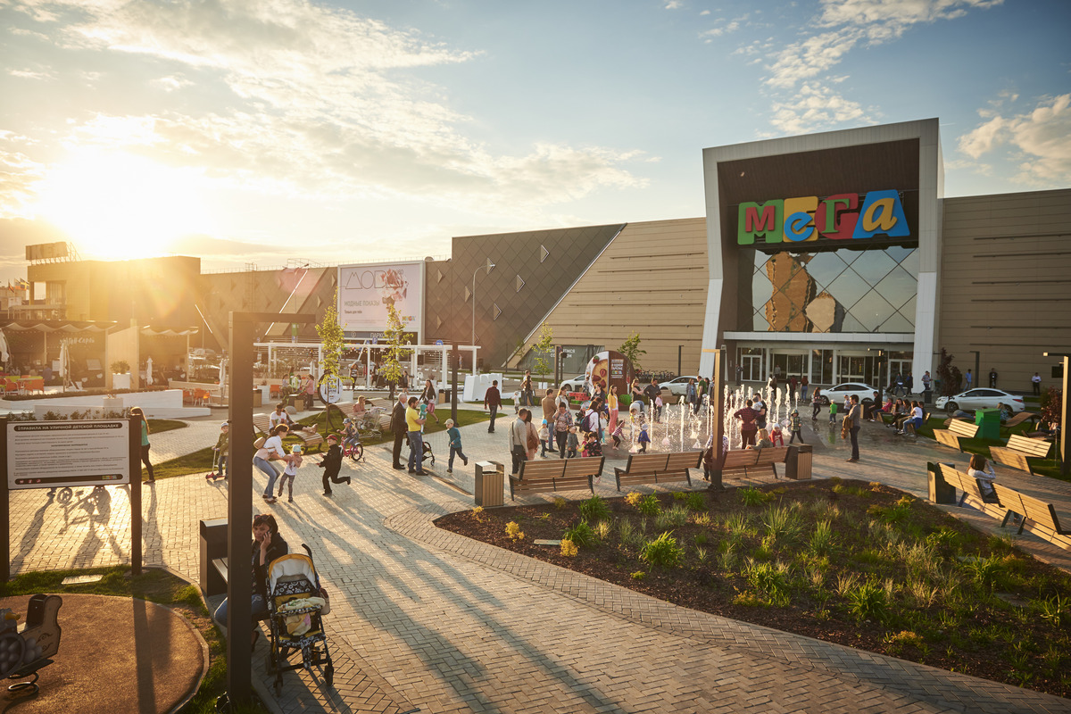Ikea Centres Unveils Major New Parks At Its Russian Malls Across