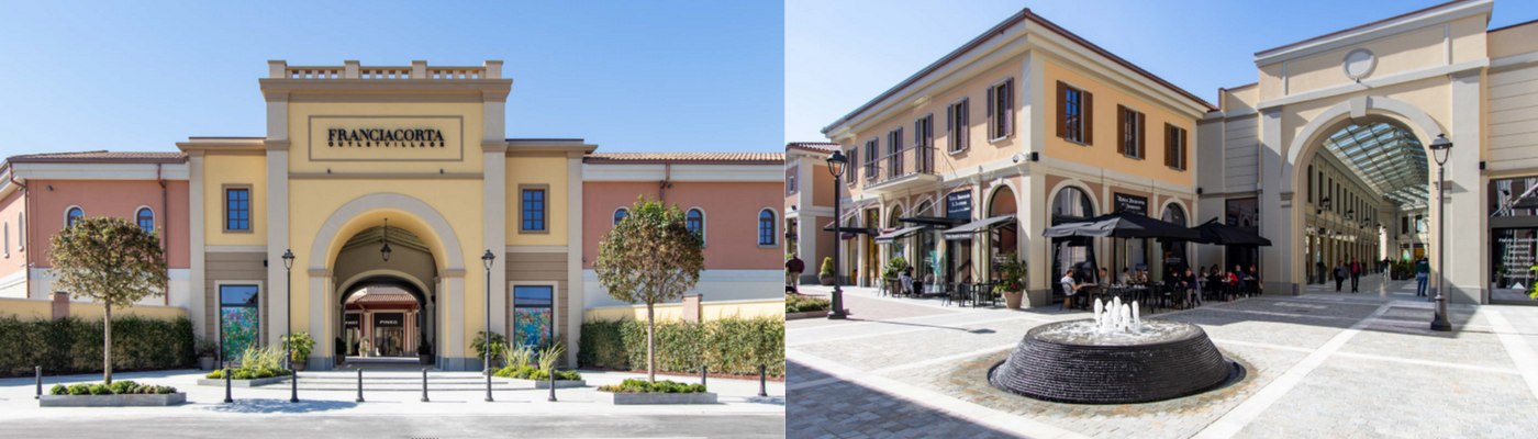 hot sale online 083f1 ef55f Franciacorta Outlet Village | Extension inauguration ...