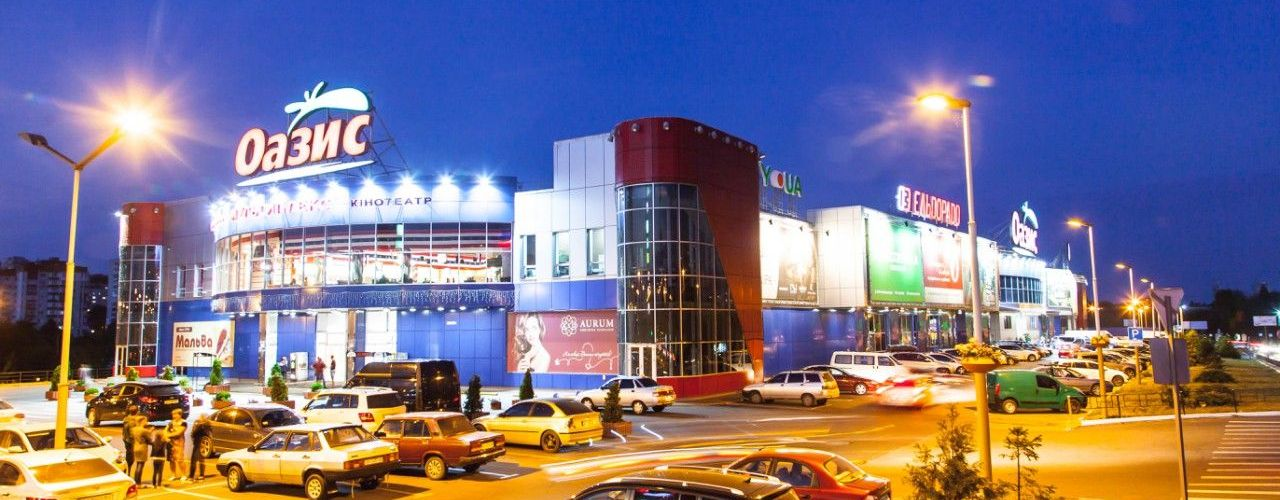 The largest Megasport in Ukraine will open at «Oasis» mall