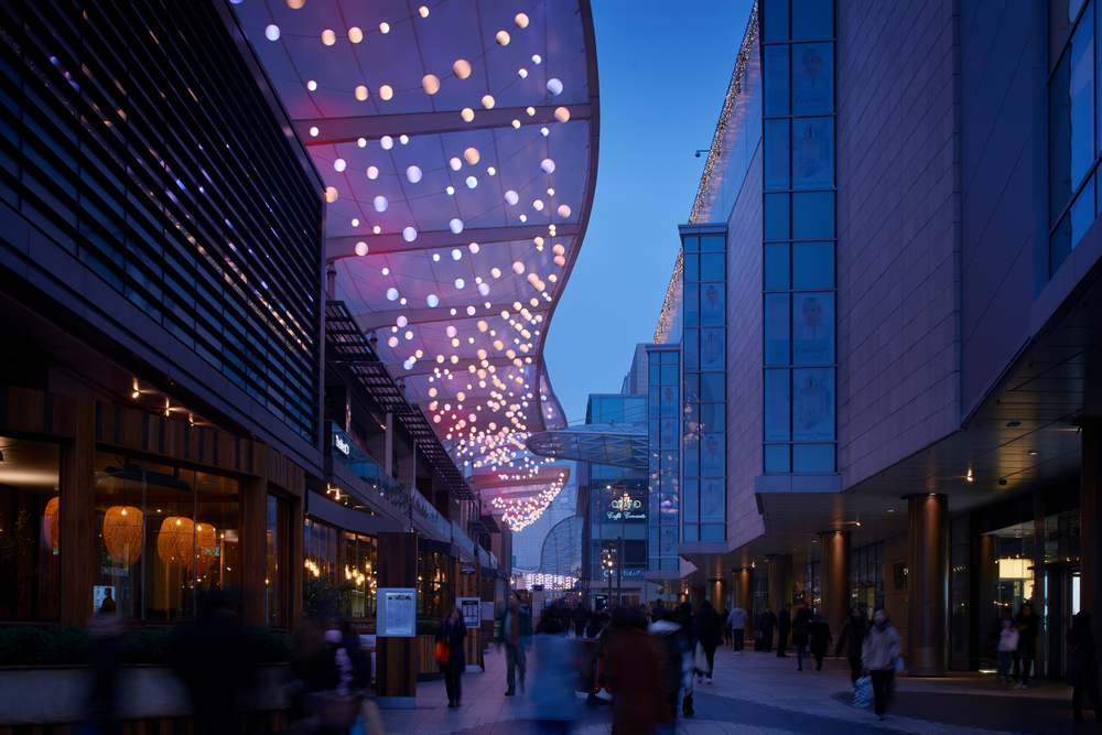 a7c6a367d Westfield London: Harnessing the Power of Light with MK ...