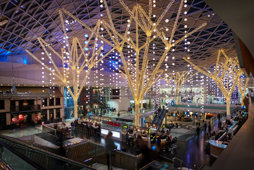 de513fc76 Westfield London: Harnessing the Power of Light with MK Illumination's Help