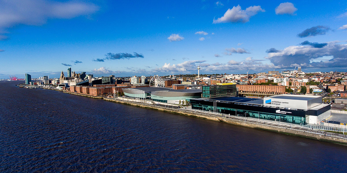 Revo Conference & Exhibition Liverpool /// September 17 – 19