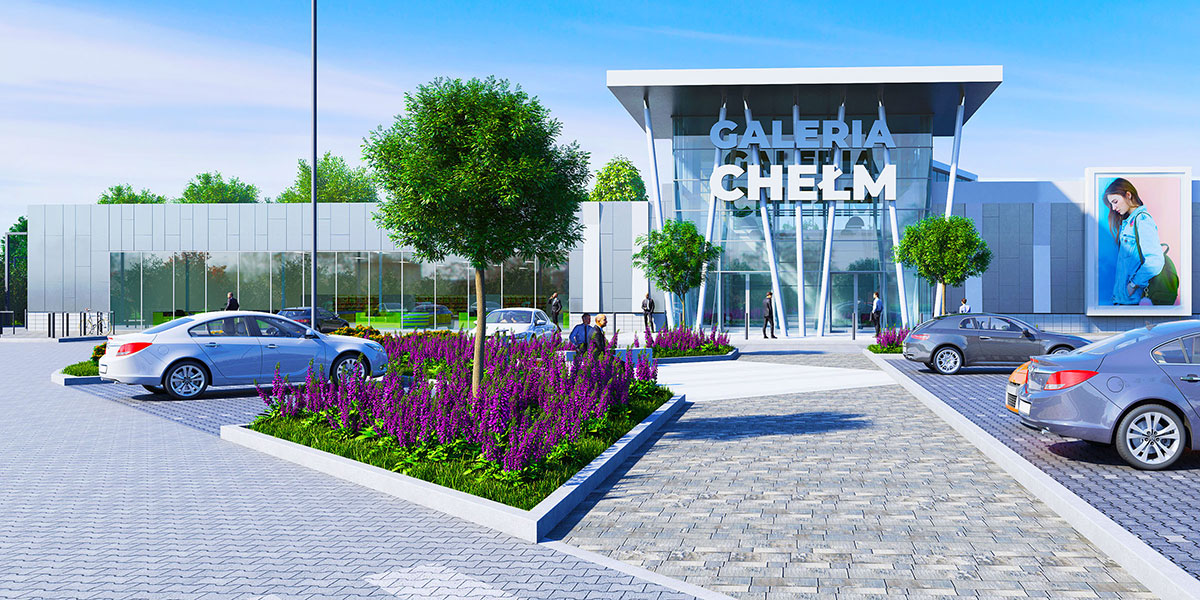 Galeria Chełm concluded a project financing agreement with mBank