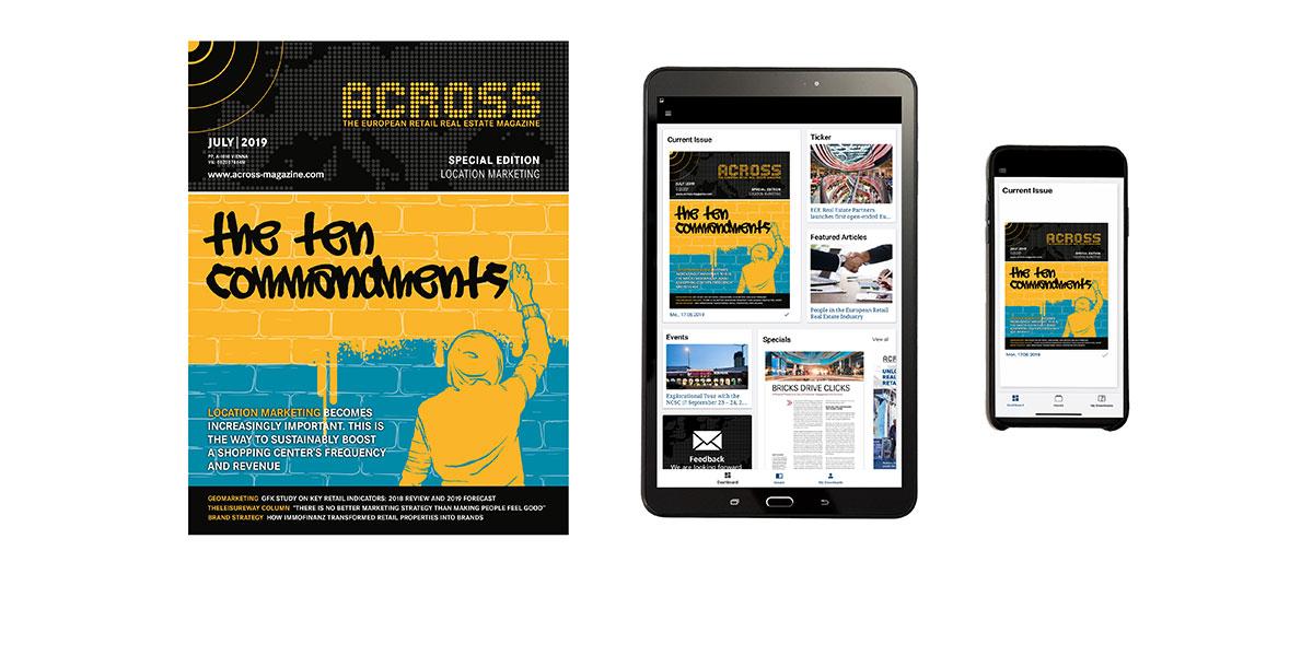 ACROSS   The European Retail Real Estate Magazine