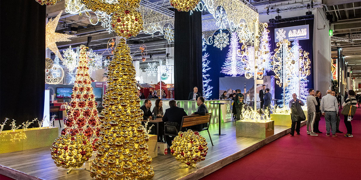 Coming Home For Christmas 2019.Christmasworld 2020 Coming Home For Business January 24